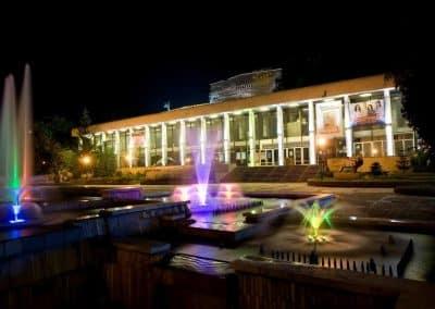 Драматичен театър град Пазарджик