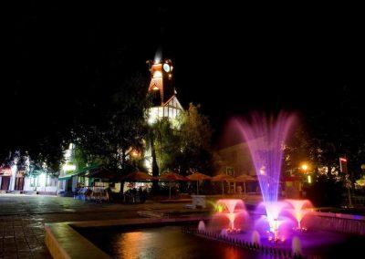 Часовникова кула в град Пазарджик